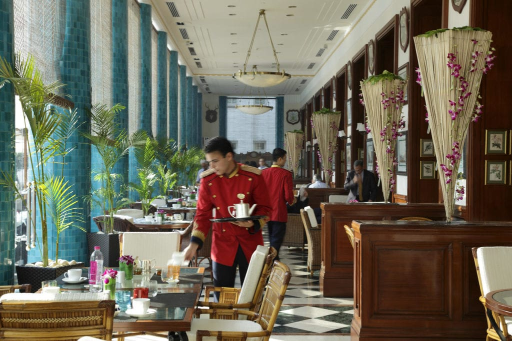 Hotel Imperial w Delhi, Indie