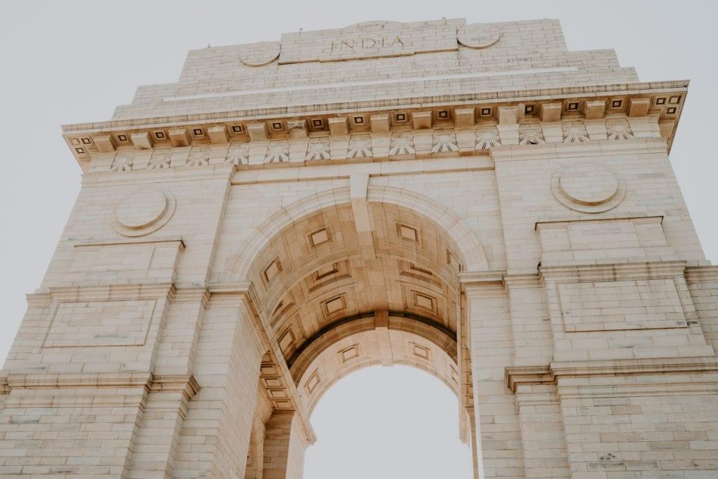 India Gate, czyli Brama Indii Delhi