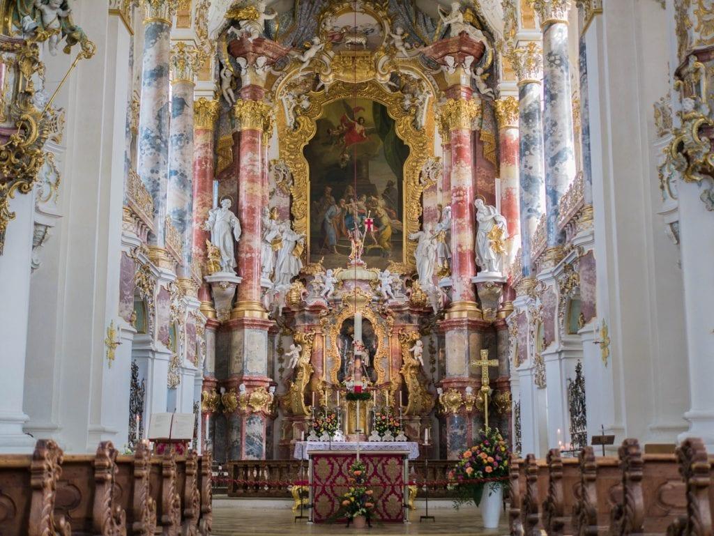 Kościół w Wies,Niemcy