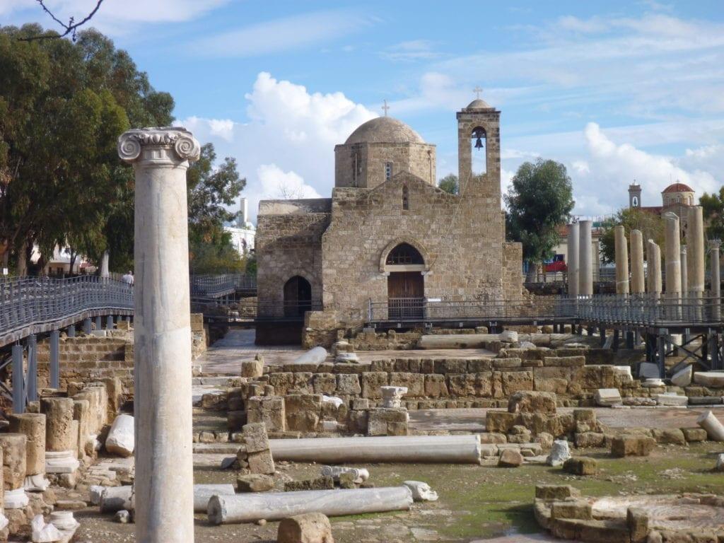 Park Archeologiczny Kato Pafos Kato Pafos, Cypr