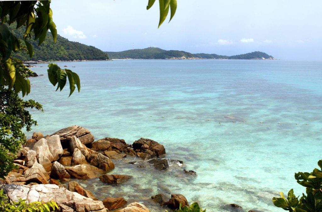 Wyspy Perhentian, Malezja