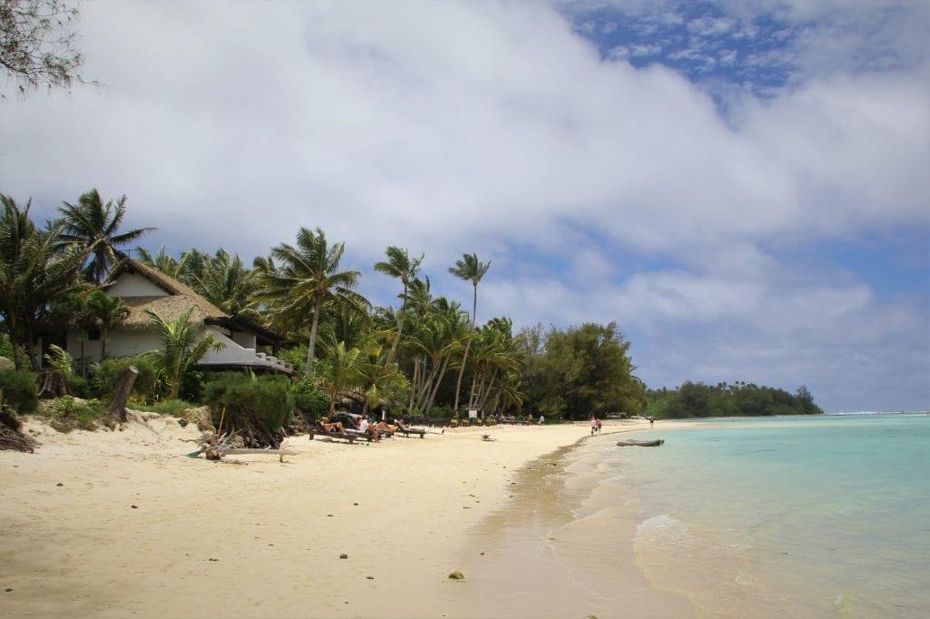 Rarotonga, Wyspy Cooka