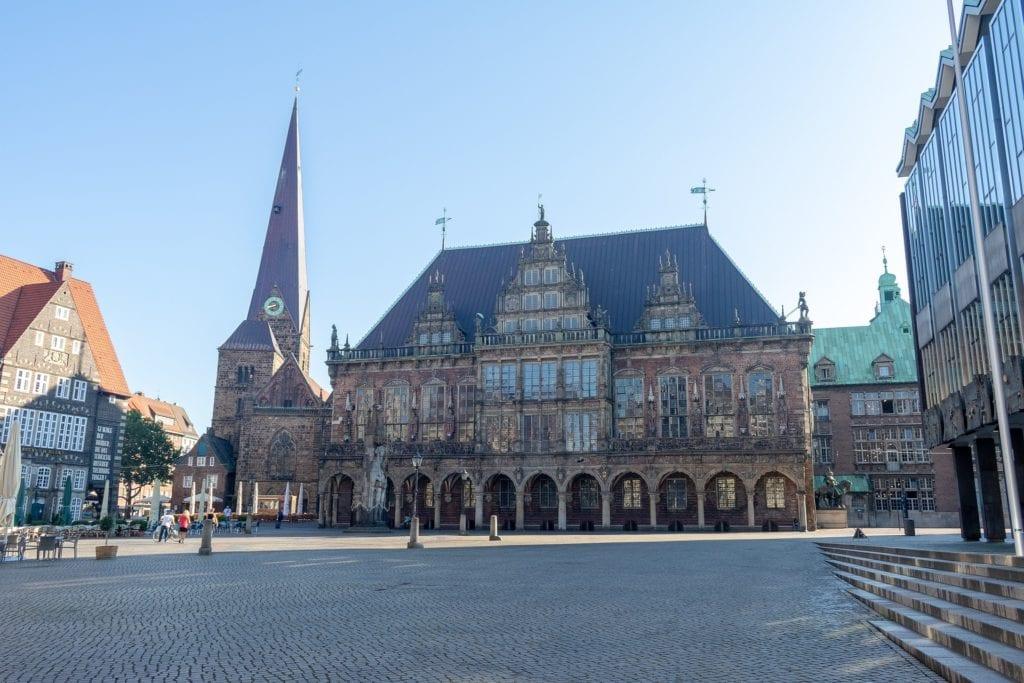 Ratusz w Bremie, Niemcy