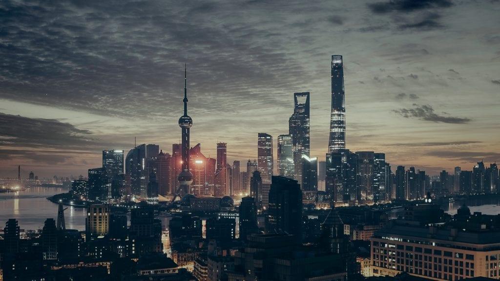 Shanghai Tower w Szanghaju