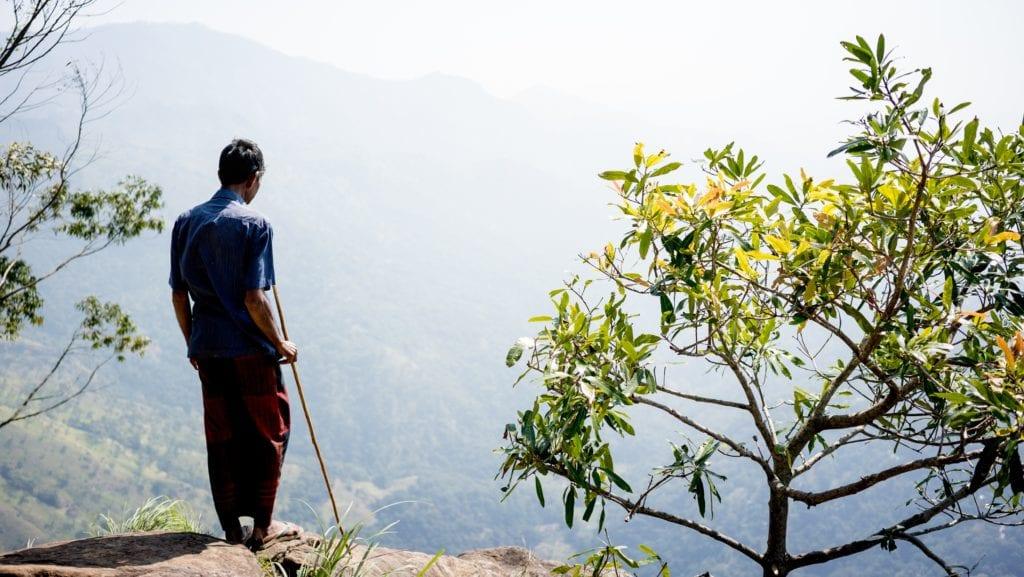 Sri Lanka to idealne miejsce do wspinaczki górskiej, jest tu też wiele przepięknych szlaków