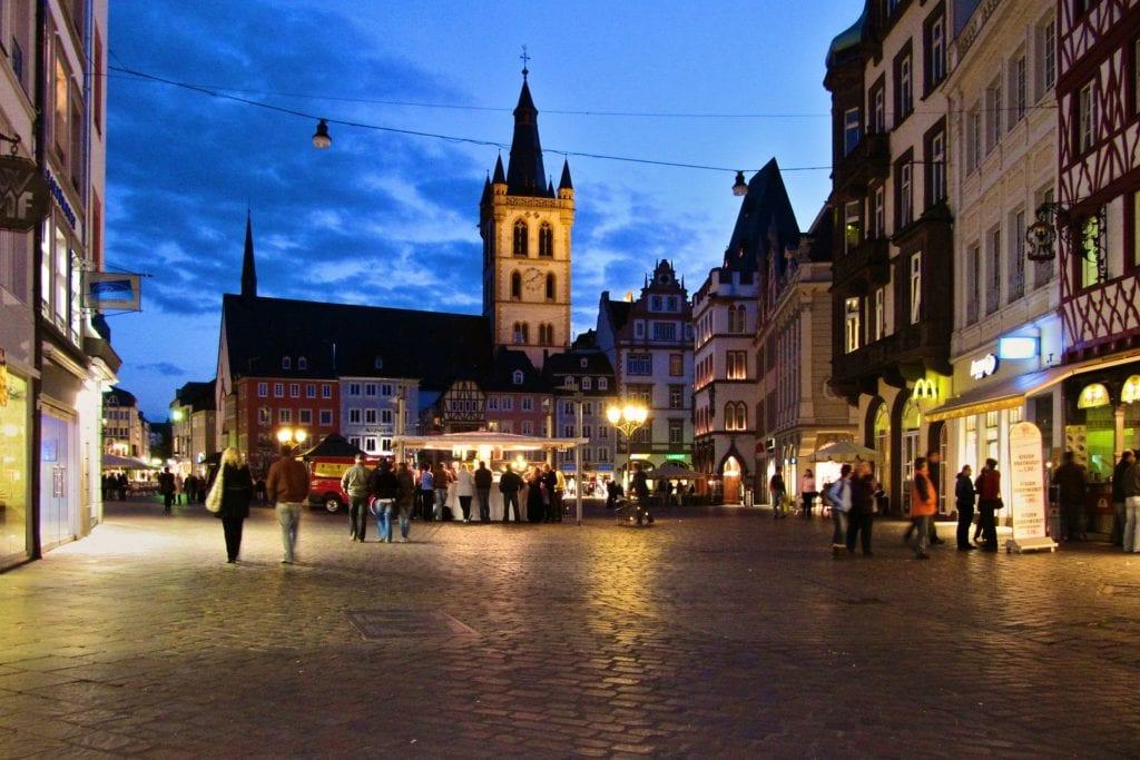 Trewir, Niemcy