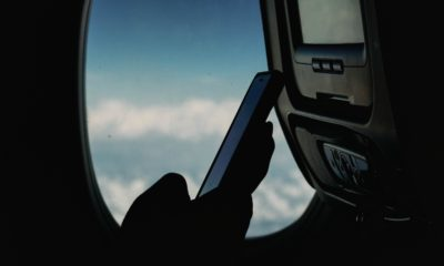 Używanie telefonu w samolocie, wifi w samolocie