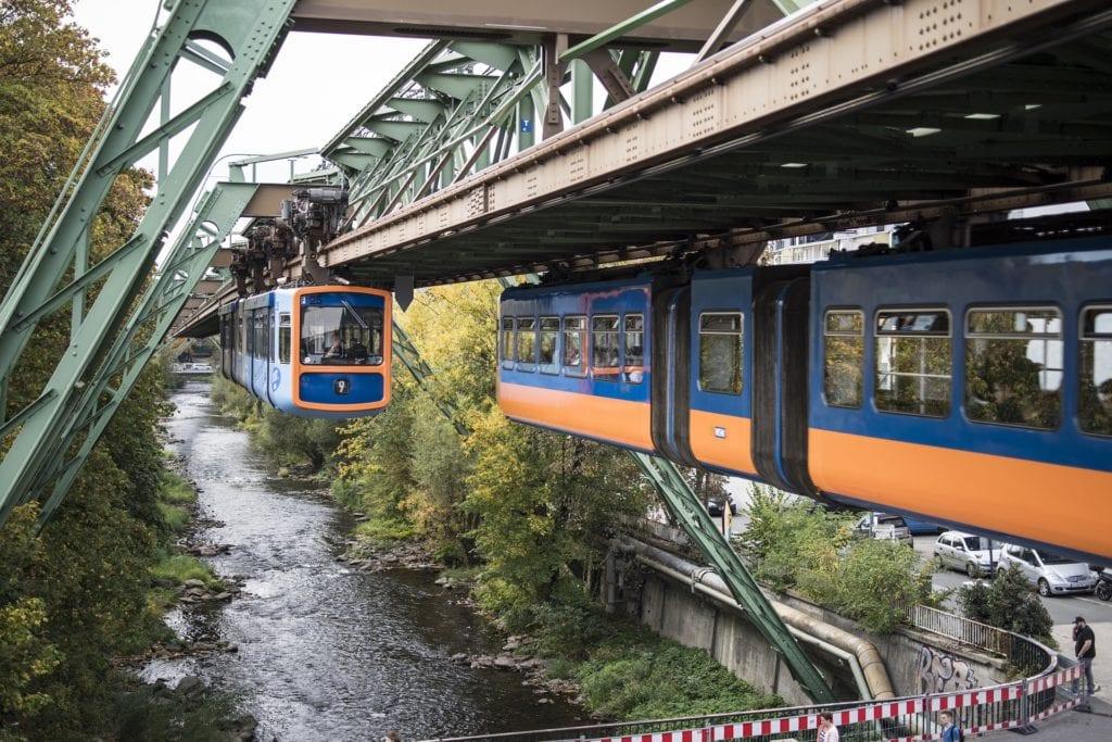 Wuppertaler Schwebebahn, Niemcy