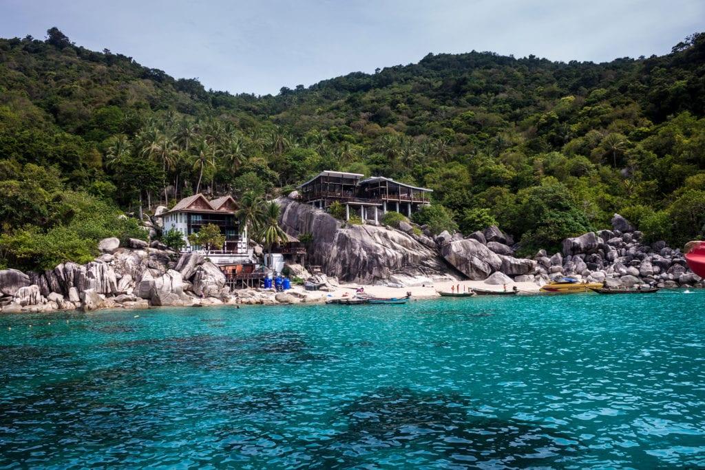 Wyspa Ko Tao, Tajlandia