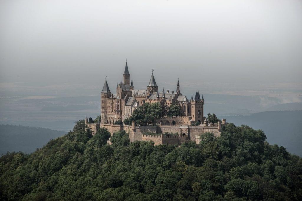 Zamek Hohenzollern,  Niemcy