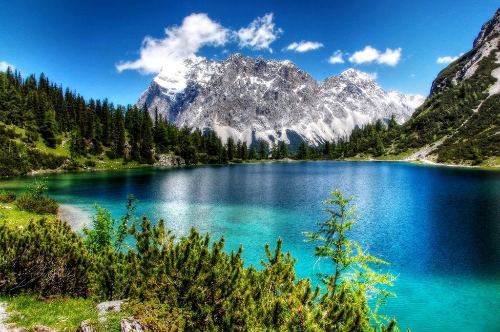 Zugspitze, Niemcy
