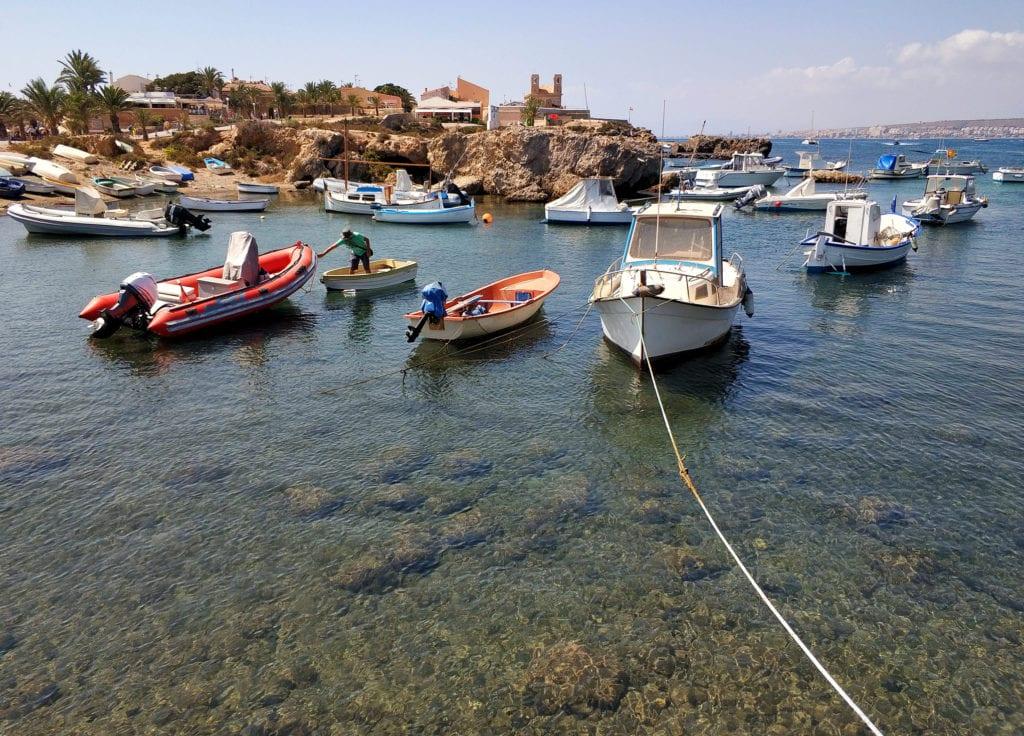 Wyspa Tabarca, niedaleko Alicante