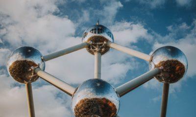 Atomium, Bruksela Belgia