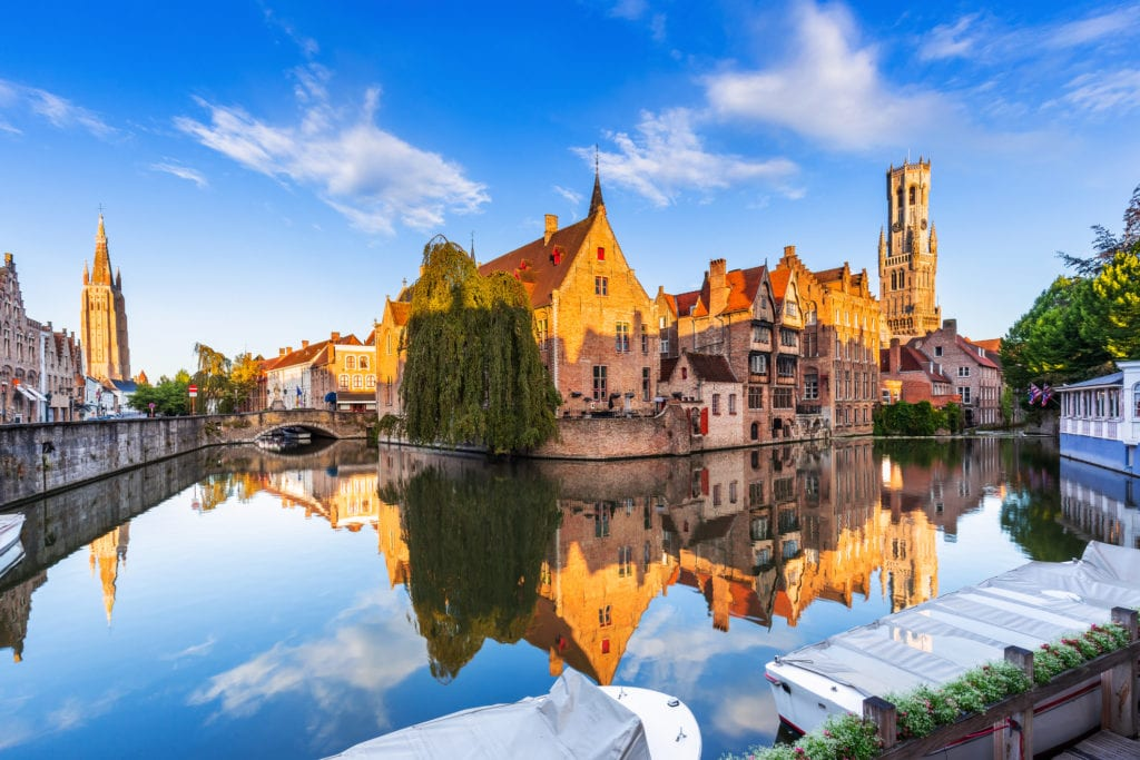 Brugi, Belgia