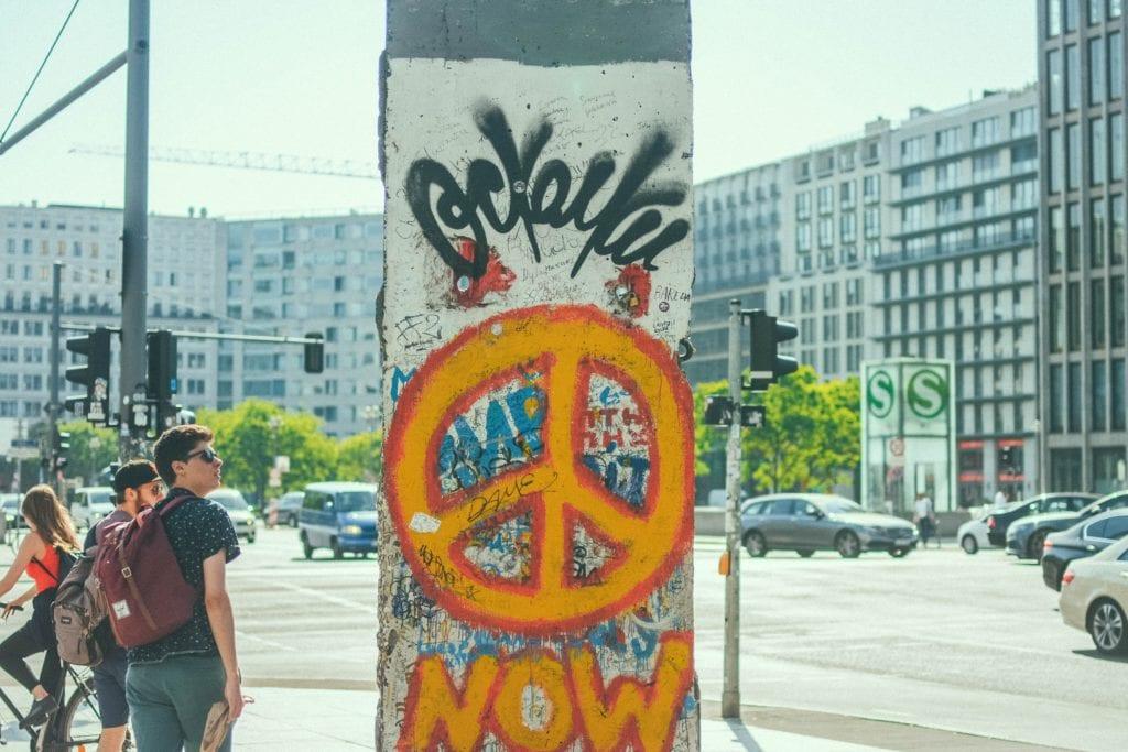 Fragment Muru Berlińskiego,