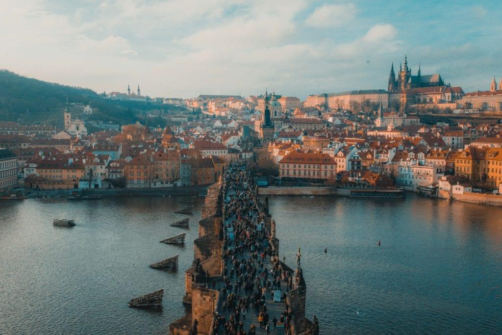 Hradczany i Most Karola, Praga