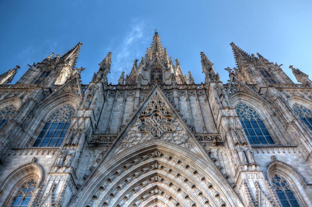 Katedra św. Eulalii, Barcelona