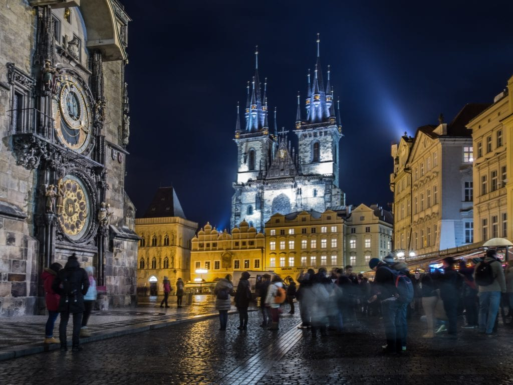 Kościół Najświętszej Marii Panny przed Tynem, Praga