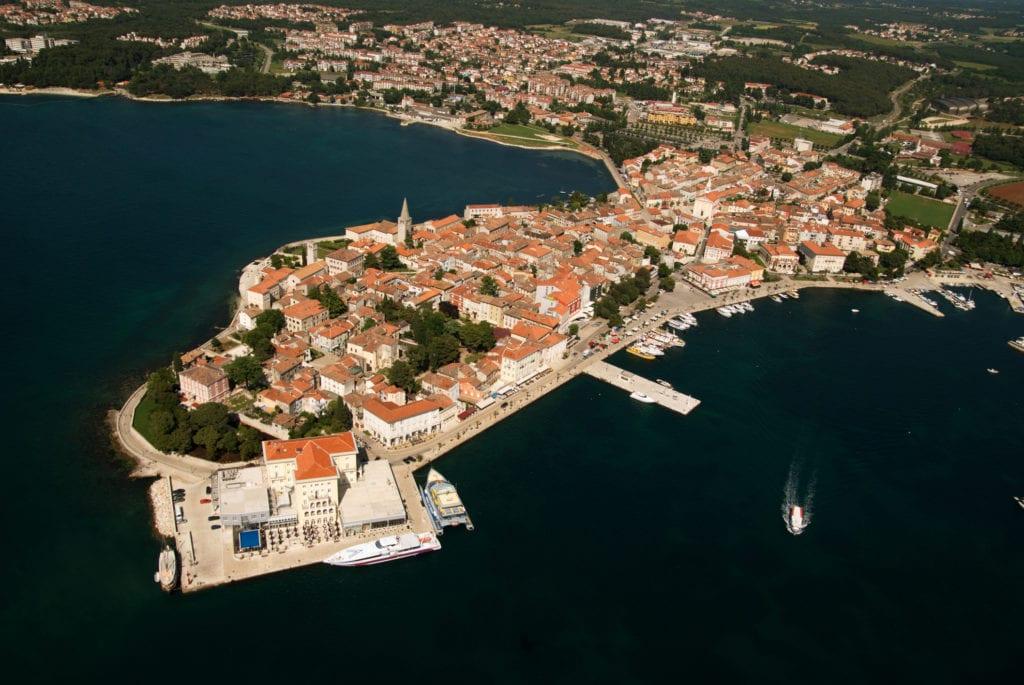 Poreč, Istria Chorwacja