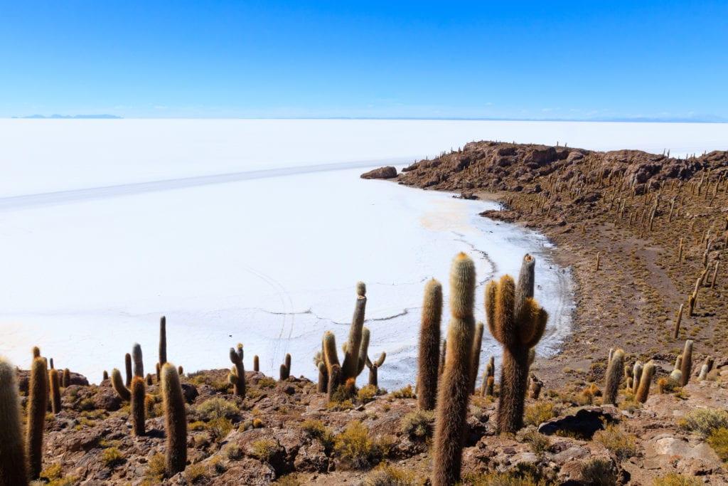 Salar de Uyun Boliwia