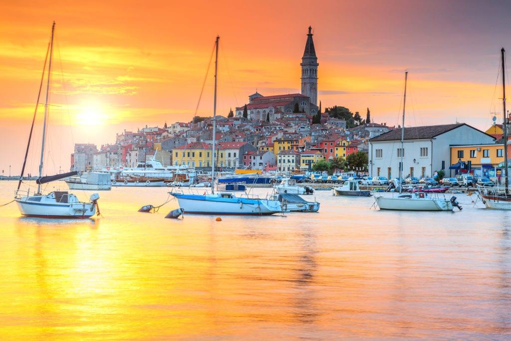 Rovinj, Istria Chorwacja