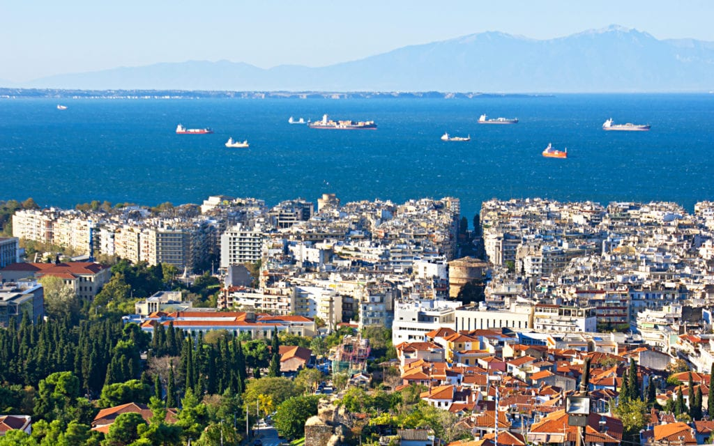 Saloniki, Grecja