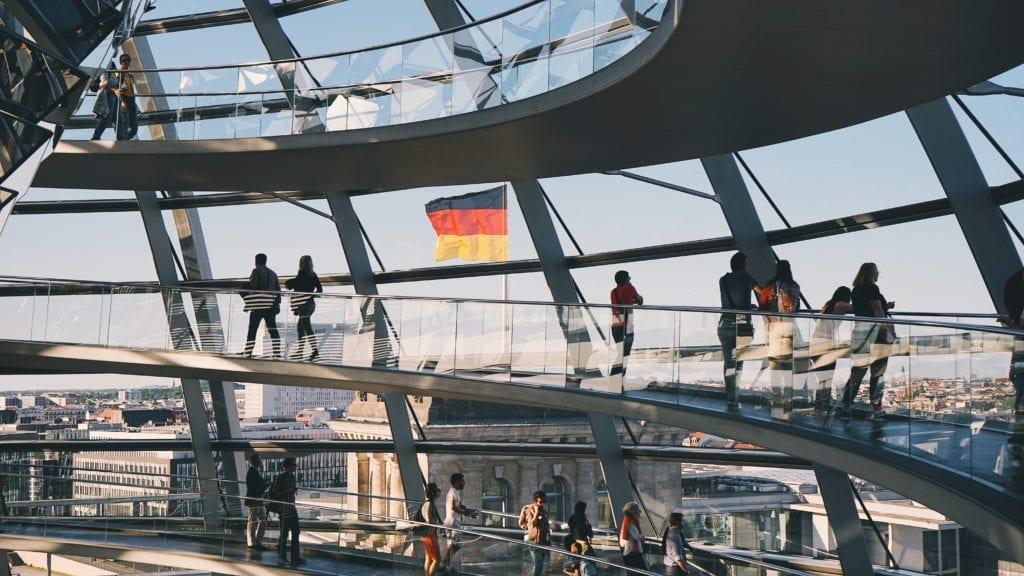 Reichstag, Berlin, Niemcy