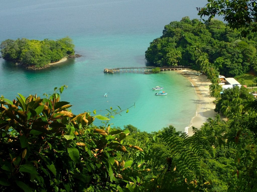 Parque Nacional de Isla Coiba, Panama
