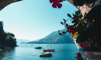 Varenna nad jeziorem Como, Włochy
