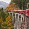 Glacier Express, Szwajcaria