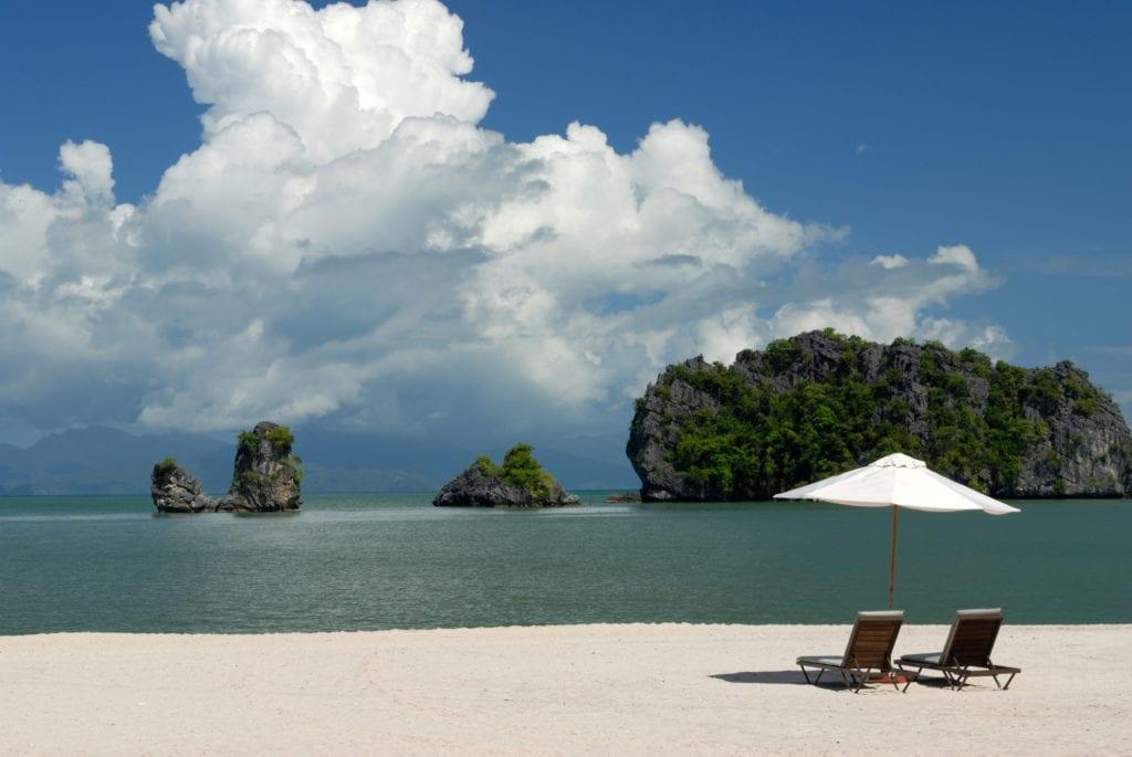Plaża Tanjung Rhu Langkawi