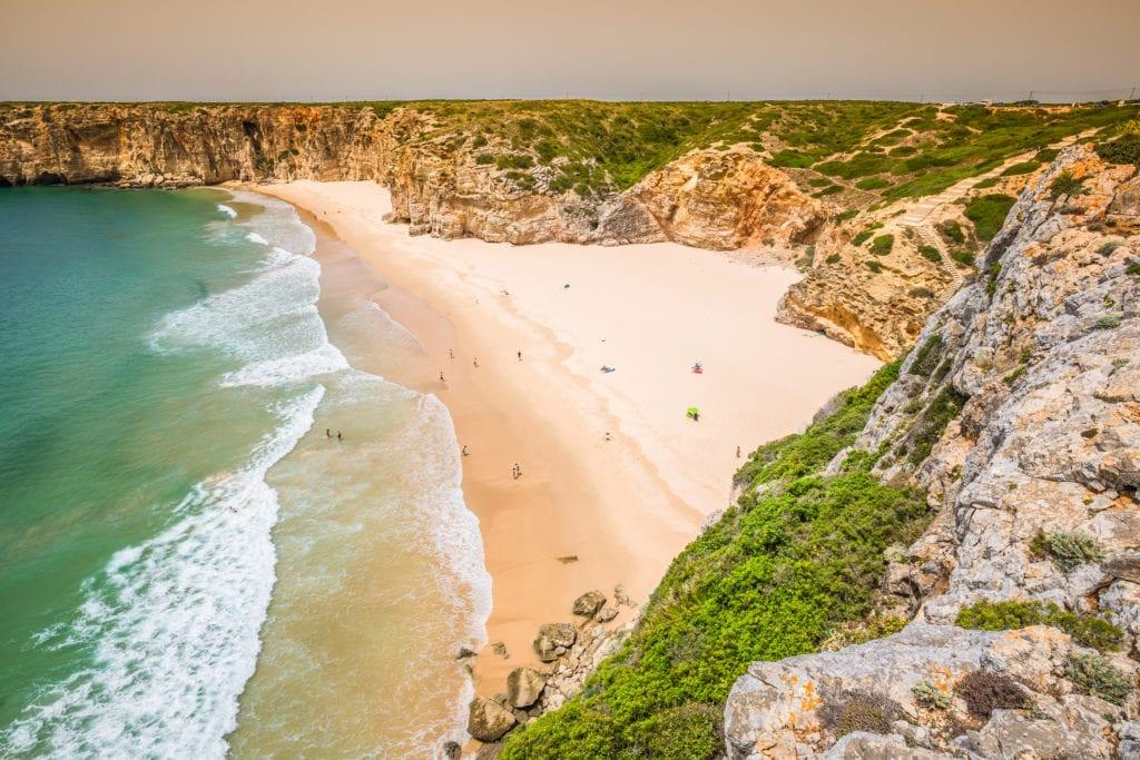 Plaża Beliche, Algarve