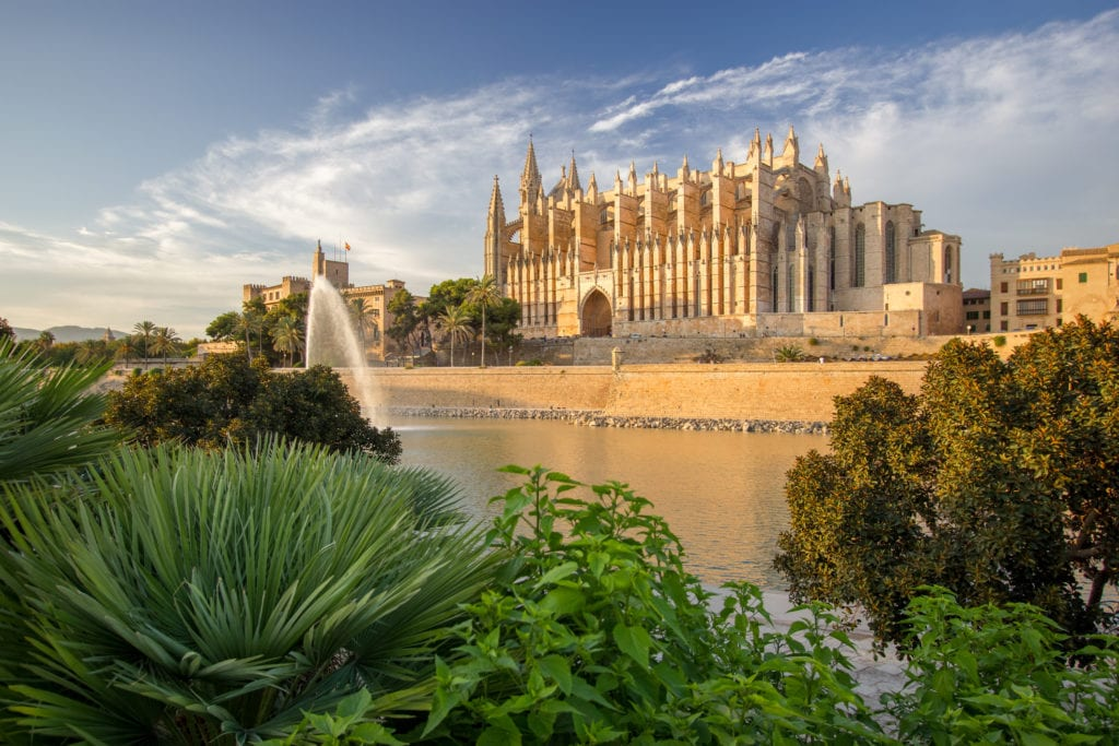 Katedra La Seu, Majorka