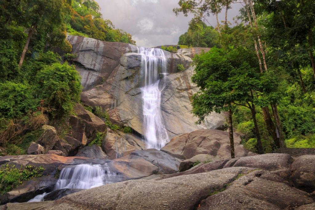 Wodospad Sevel Wells Langkawi