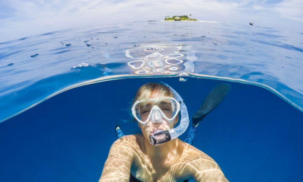 Najlepsze miejsca do snorkelingu, Malediwy