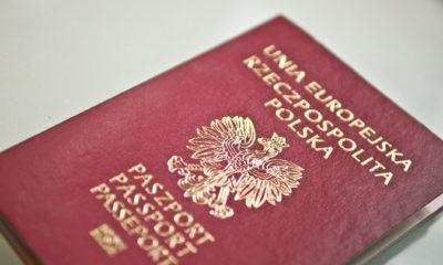 paszport Noamfein Dreamstime.com polski paszport