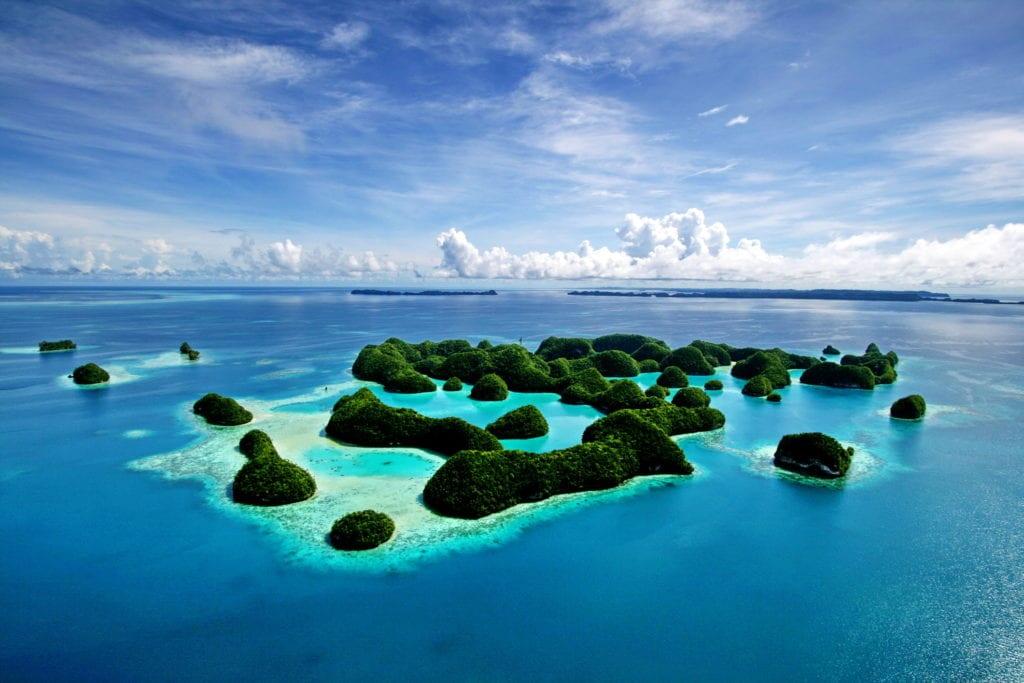 Rock Island Palau