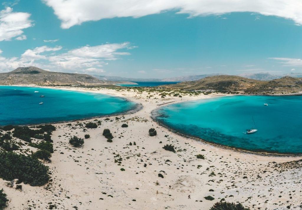 Plaża Simos, Elafonisos, Grecja