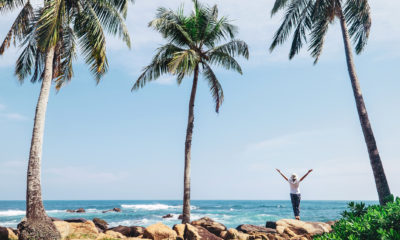 Podróżowanie samemu, solo travel Sri Lanka