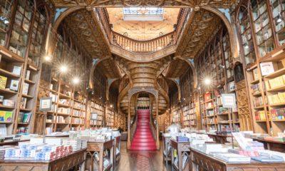 Księgarnia Lello & Irmao, Porto