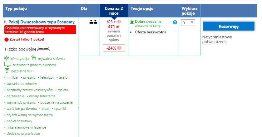 Tanie hotele na flipo.pl