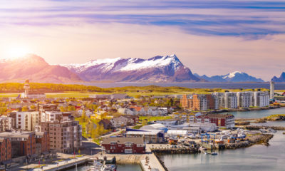 Bodo, Norwegia