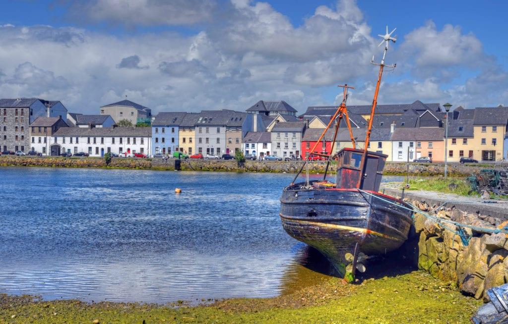 Galway, Irlandia