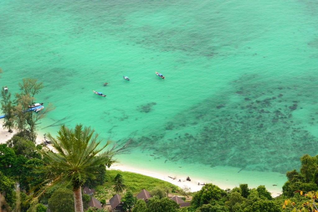 Ko Adang, jedna z wysp Ko Tarutao Tajlandia