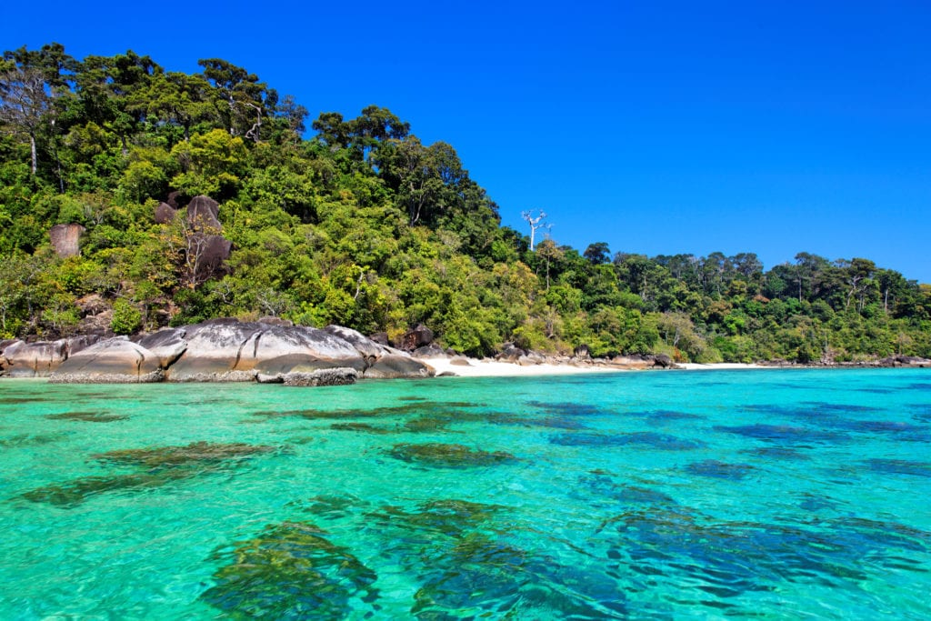 Ko Lanta, wyspa w Tajlandii