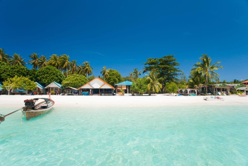 Ko Lipe, wyspa w Tajlandii