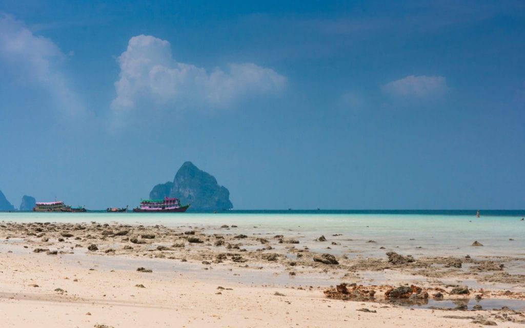 Ko Ngai, Tajlandia