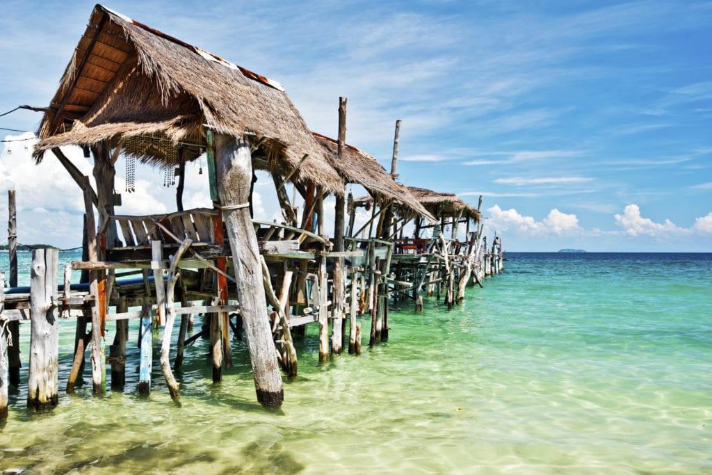 Ko Samet, wyspa w Tajlandii