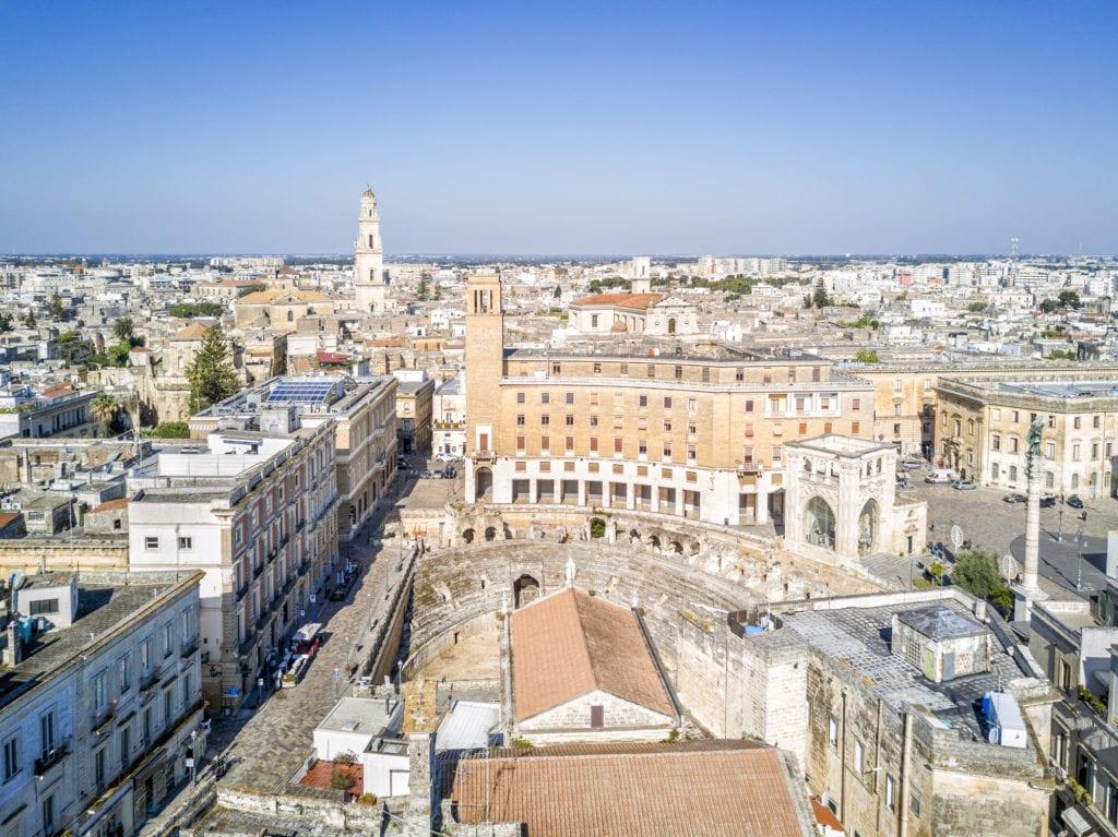 Lecce, Apulia Włochy
