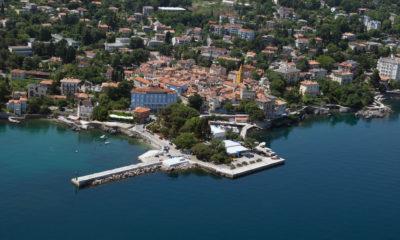 Lovran, Istria, Chorwacja